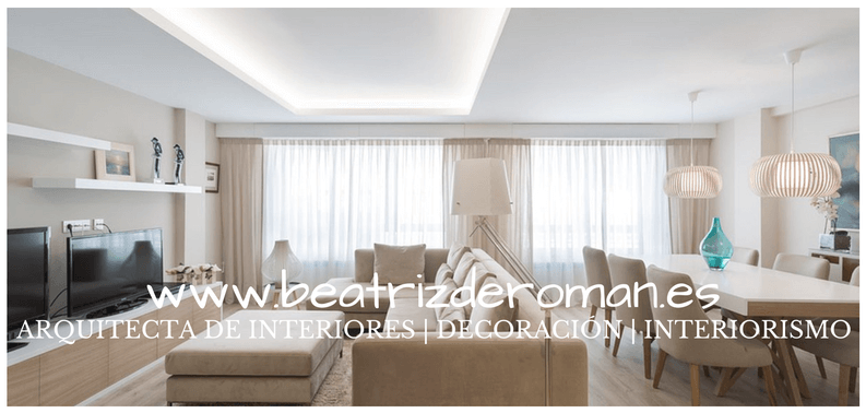 Presentaci n de web beatriz de roman arquitectura de Carrera de interiorismo