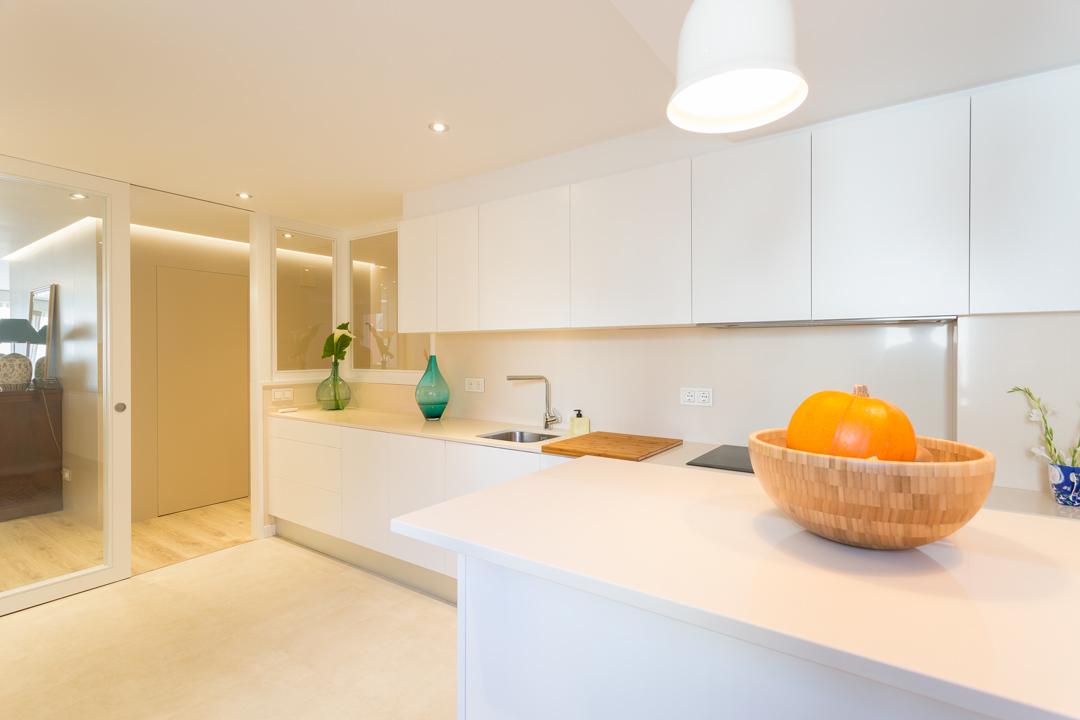 Decoraci n interiores viviendas y comercios beatrizderoman for Arquitecta de interiores