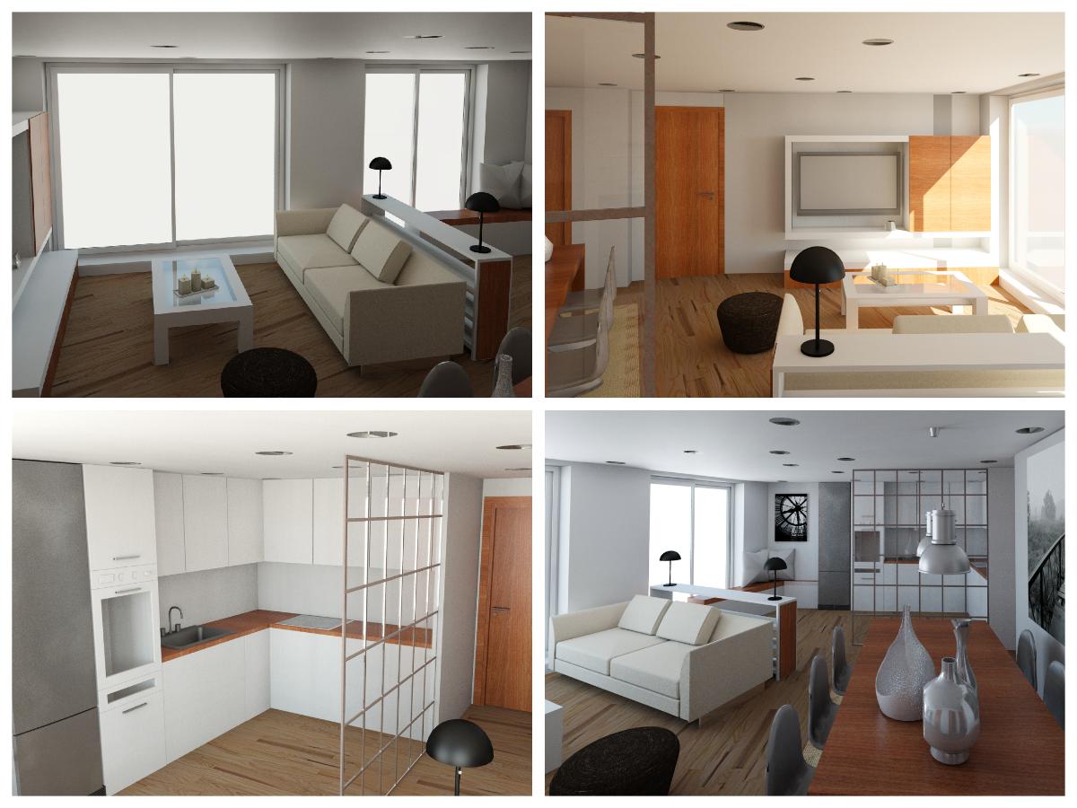 Proyecto de decoraci n de vivienda beatrizderoman for Decoracion de viviendas
