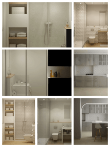 Galeria de Infografías Decoración e Interiorismo de Vivienda en A Coruña